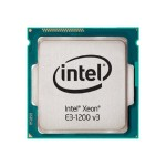 Xeon E3-1220V3 - 3.1 GHz - 4 cores - 4 threads - 8 MB cache - LGA1150 Socket - Box