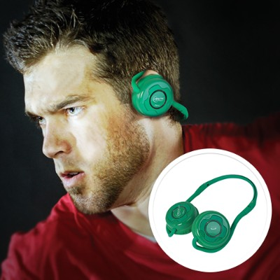 Arctic Cooling P311 Bluetooth Headset - Green (P311-GREEN)