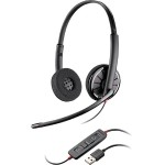 Blackwire C320-M - 300 Series - headset - on-ear - wired