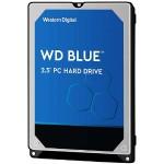 Blue 750GB Mobile 9.5 MM Hard Disk Drive - 5400 RPM SATA 6 Gb/s 2.5 Inch