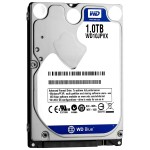 WD Blue 1TB Mobile 9.5 MM Hard Disk Drive - 5400 RPM SATA 6 Gb/s 2.5 Inch WD10JPVX