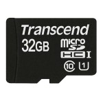 Flash memory card - 32 GB - UHS Class 1 / Class10 - microSDHC