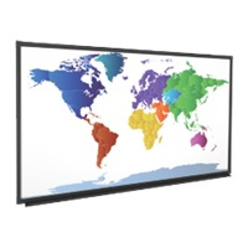 Da Lite IDEA SCREEN MARKERBOARD FORMAT - projection screen - 56 in ( 142 cm )