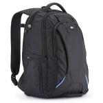 """15.6"""" Laptop + Tablet Backpack - Black"""