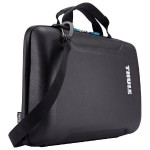 "Case Logic 13"" Gauntlet Case for MacBook Pro - Black TGPA-213BLACK"