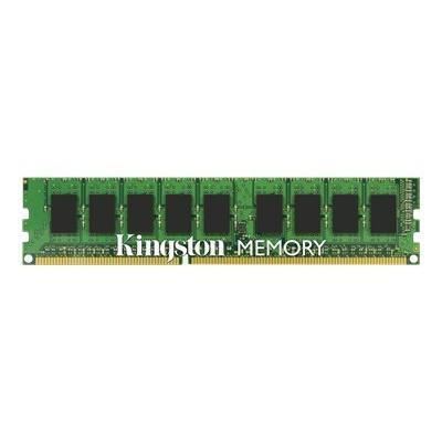 Kingston 8GB (1X8GB) 1333MHz DDR3 SDRAM DIMM 240-pin Unbuffered ECC Memory Module (KVR13LE9/8)