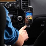 TuneBase FM with Hands-free - Car holder / FM transmitter - for Apple iPhone 5