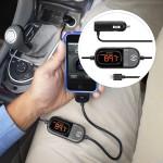 TuneCast Auto Live - FM transmitter - for Apple iPad mini; iPad with Retina display; iPhone 5; iPod nano (7G); iPod touch (5G)