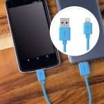 Lightning to USB ChargeSync Cable - 4.0 Feet - Blue