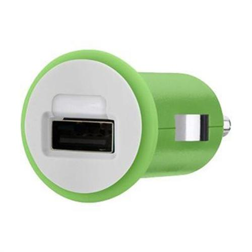 Belkin MIXIT Car Charger (10 Watt/2.1 Amp) - Green