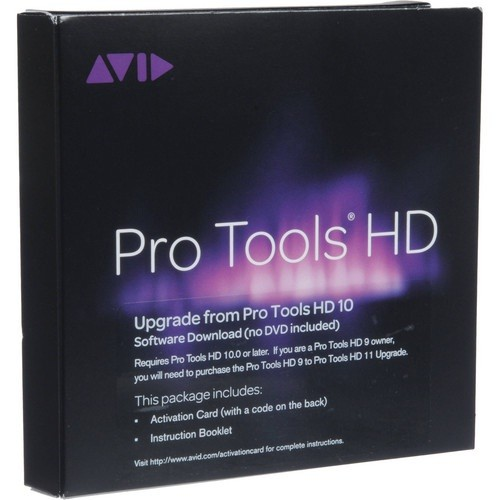 M-Audio PRO TOOLS HD11 UPG HD9 COMM 992065