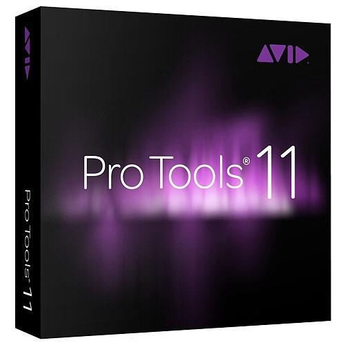 Avid Pro Tools 11 Professional Audio Software - Upgrade from Pro Tools 10 Student Edition - Activation Card