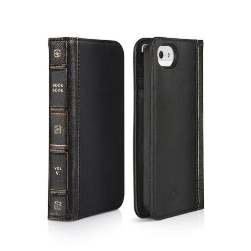 Twelve South BookBook for iPhone 5 - Classic Black