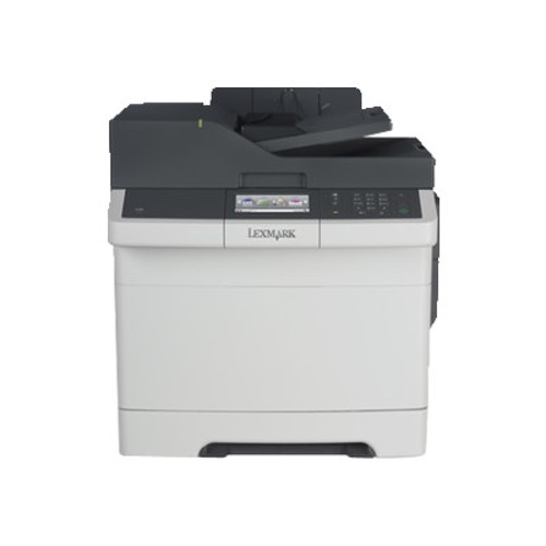 Lexmark CX410de - multifunction printer ( color )