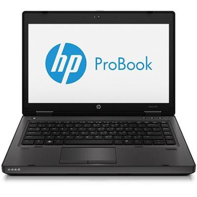 HP Smart Buy ProBook 6470b Intel Core i5-3230M Dual-Core 2.60GHz Notebook PC - 4GB RAM, 500GB HDD, 14.0