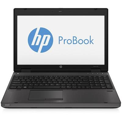 HP Smart Buy ProBook 6570b Intel Core i5-3230M Dual-Core 2.60GHz Notebook PC - 4GB RAM, 500GB HDD, 15.6