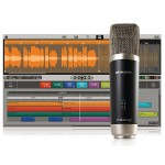 Vocal Studio USB Microphone Bundled With Ignite Audio Production