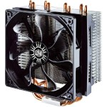 Cooler Master Hyper T4 - Processor cooler - ( LGA775 Socket, LGA1156 Socket, Socket AM2, LGA1366 Socket, Socket AM3, LGA1155 Socket, Socket AM3+, LGA2011 Socket, Socket FM1 ) - aluminum - 120 mm RR-T4-18PK-R1