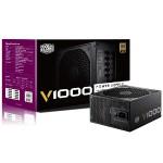 V Series V1000 - Power supply ( internal ) - ATX12V 2.31 - 80 PLUS Gold - AC 115/230 V - 1000 Watt - active PFC - United States