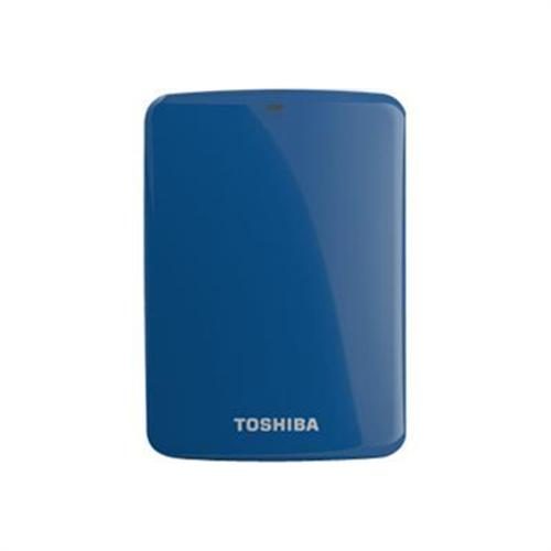 Toshiba Canvio Connect - hard drive - 750 GB - USB 3.0