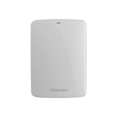 Toshiba Canvio Connect - hard drive - 1 TB - USB 3.0