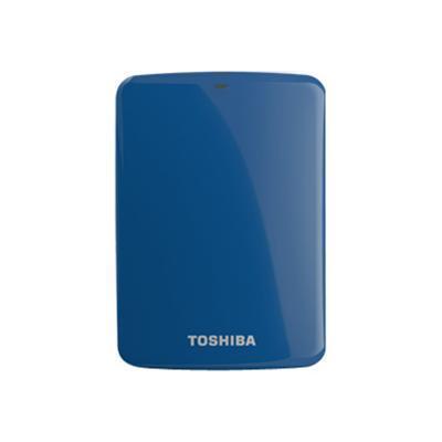 ToshibaCanvio Connect - hard drive - 1.5 TB - USB 3.0(HDTC715XL3C1)
