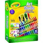 Core Learning PC Crayola Art Studio CRAS-1200-ESD