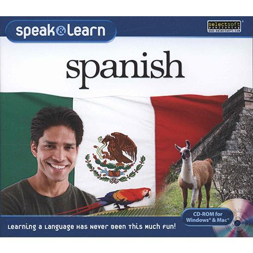 SelectSoft Publishing Speak & Learn Spanish