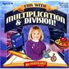 SelectSoft Publishing Fun With Multiplication & Division
