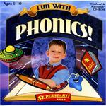 SelectSoft Publishing Fun With Phonics LPFUNPHONJ-ESD