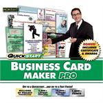 SelectSoft Publishing Quickstart: Business Card Maker Pro LQBUSCAMPJ-ESD