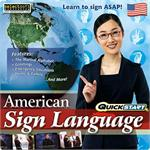 SelectSoft Publishing Quickstart: American Sign Language LQIMMAMSLJ-ESD