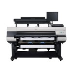 "imagePROGRAF iPF825 MFP M40 - 44"" multifunction printer - color - ink-jet - 42 in x 96 in (original) - Roll (44 in) (media) - USB 2.0, LAN"