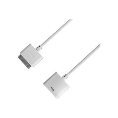 4XEM iPad / iPhone / iPod charging / data extension cable - 3 ft (4X1730APPLEEXT)