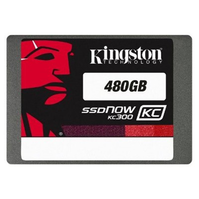 Kingston Digital 480GB SSDNow KC300 SATA3 2.5