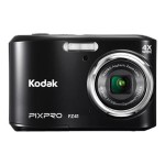PIXPRO Friendly Zoom FZ41 - Digital camera - High Definition - compact - 16.15 MP - 4 x optical zoom - black