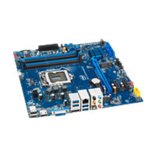 Intel Desktop Board DH87RL - Media Series - motherboard - micro ATX - LGA1150 Socket - H87