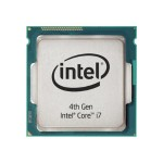 Intel Core i7 4770 - 3.4 GHz - 4 cores - 8 threads - 8 MB cache - LGA1150 Socket - OEM CM8064601464303