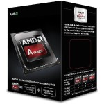A6 series A6-6400K - 3.9 GHz - 2 cores - 1 MB cache - Socket FM2 - Box