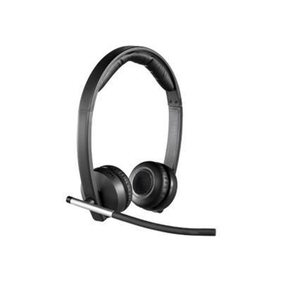 Logitech Wireless Headset Dual H820e - headset (981-000516)
