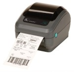 Zebra Tech G-Series GK420d - label printer - monochrome - direct thermal (Open Box Product, Limited Availability, No Back Orders) GK42-202510-000-OB