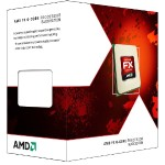 Advanced Micro Devices Black Edition -  FX 6350 - 3.9 GHz - 6-core - 6 threads - 8 MB cache - Socket AM3+ - Box FD6350FRHKBOX