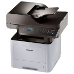 ProXpress M3870FW - Multifunction printer - B/W - laser - Legal (8.5 in x 14 in) (original) - A4/Legal (media) - up to 40 ppm (copying) - up to 40 ppm (printing) - 300 sheets - 33.6 Kbps - USB 2.0, LAN, Wi-Fi(n)