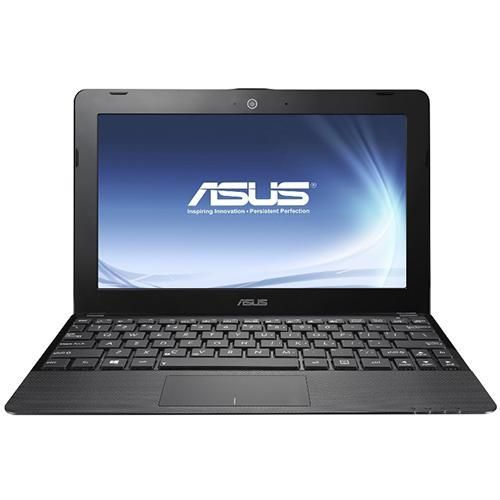 "ASUS 1015E-DS03 Intel Celeron 847 1.1GHz Notebook - 2GB RAM, 320GB HDD, 10.1"" Widescreen LED backlight Anti-glare display, Intel HD Graphics, Fast Ethernet, 802.11n, 6-cell Li-ion Battery, Webcam, Black."