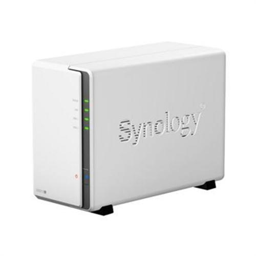 Synology Disk Station DS213J - NAS server - 0 GB