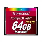 CF170 Industrial - Flash memory card - 4 GB - 170x - CompactFlash