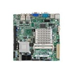 SUPERMICRO X7SPA-H-D525 - Motherboard - mini ITX - Intel Atom D525 - 2 x Gigabit LAN - onboard graphics