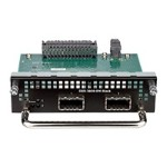 Expansion module - 2 ports - for  Data Center 10GbE Top-of-Rack Switch DXS-3600, DXS-3600-16S