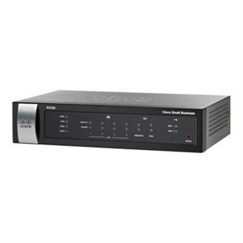 Cisco Small Business RV320 - router - desktop