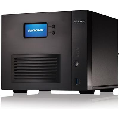 LenovoIomega ix4-300d 12TB (4x3TB) Network Storage 4-bay(70B89002NA)
